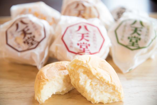 八天堂(広島)工場見学が人気!パン作り体験も家族 …