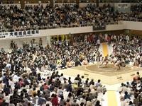 大相撲上州高崎場所