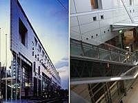 大田区産業プラザ観光・産業情報コーナー