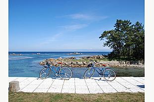 <午前の部>世界農業遺産「能登の里山里海」の暮らしをめぐるサイクリングツアー~クラシノサイクル~