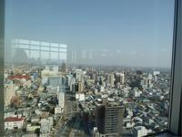 初めて高崎に来たのなら、高崎市役所21階へ!